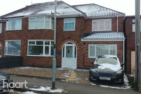 5 bedroom semi-detached house for sale - Repton Road, Wigston