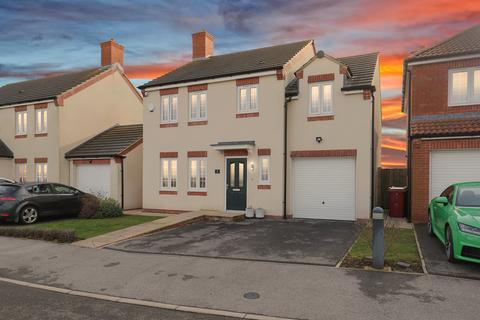 4 bedroom detached house for sale - Staley Drive, Glapwell