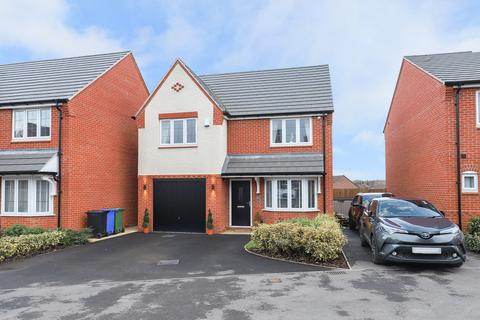 3 bedroom detached house for sale - Caulfield Close, Chesterfield