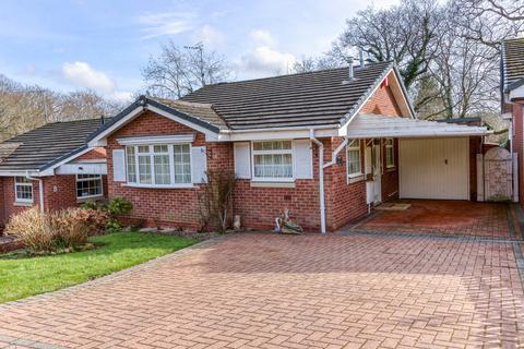 2 bedroom detached bungalow for sale - Ladbrook Close, Oakenshaw, Redditch, B98 7XR