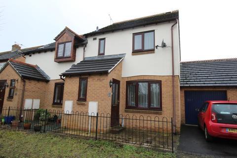 2 bedroom semi-detached house to rent - Sandown Drive, Cepen Park South, Chippenham