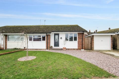 2 bedroom semi-detached bungalow for sale - Twyford Road, Worthing, BN13 2NP