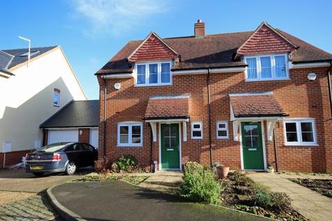 2 bedroom semi-detached house to rent - Wirethorn Furlong, Haddenham