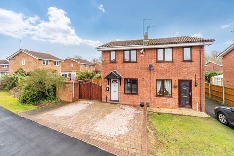 2 bedroom semi-detached house for sale - St. Andrews Drive, Perton, Wolverhampton