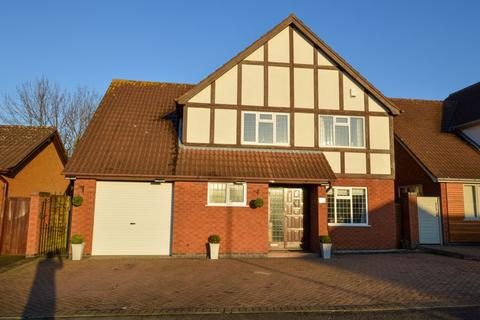 4 bedroom detached house for sale - Caldon Close, Hinckley
