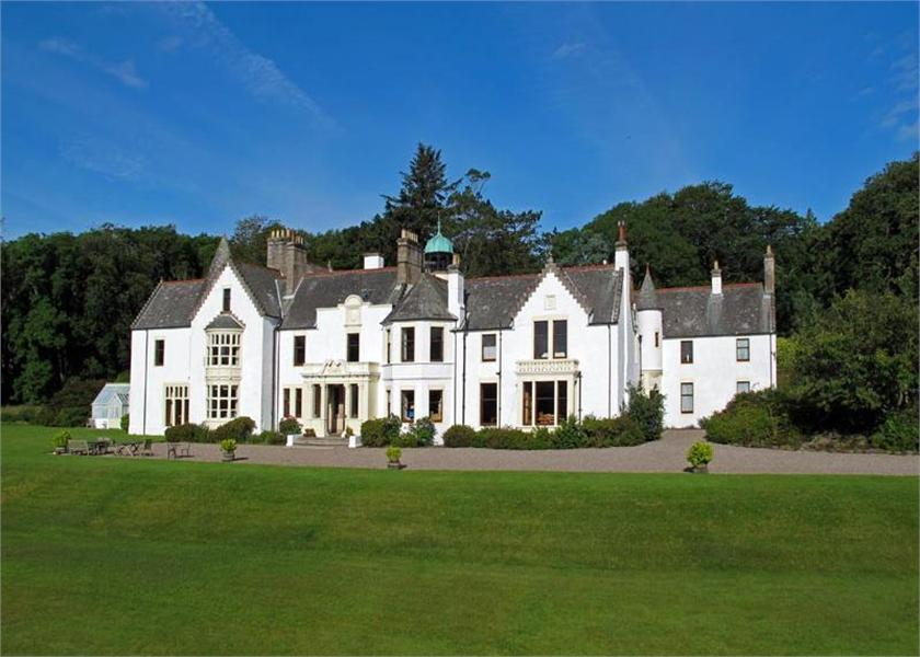 14 Bedrooms Detached House for sale in Achamore House, Isle Of Gigha, PA41