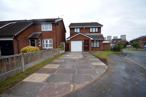 3 bedroom detached house for sale - Avebury Close, Widnes
