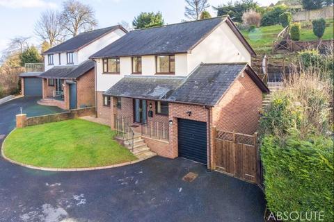 4 bedroom detached house for sale - Rhodanthe Road, Paignton