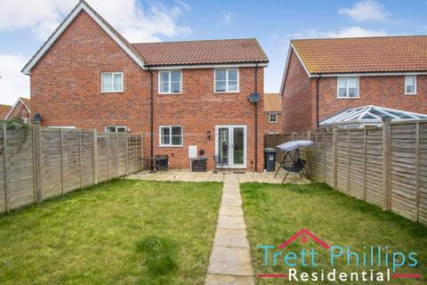 3 bedroom semi-detached house for sale - Jeckells Road, Stalham