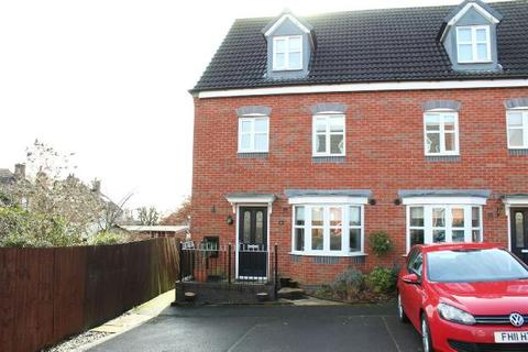 4 bedroom semi-detached house for sale - Carnfield Close, South Normanton, Alfreton