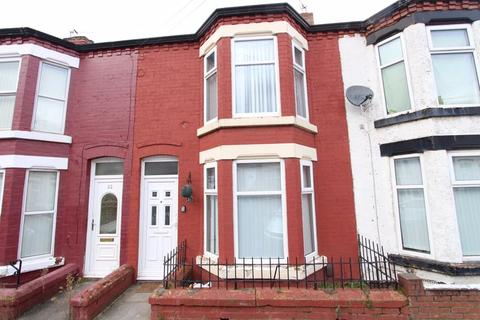 3 bedroom terraced house to rent - Chelsea Road, Liverpool