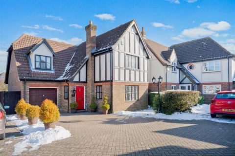 4 bedroom detached house for sale - Bramley Gardens, Coxheath, Maidstone