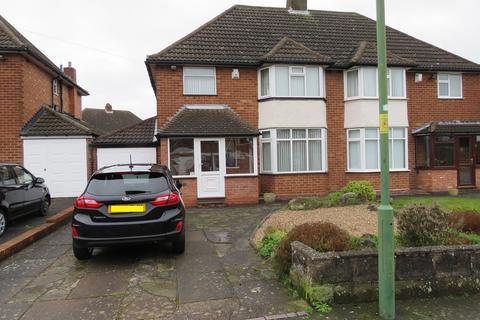 3 bedroom semi-detached house for sale - Blandford Avenue, Castle Bromwich, Birmingham, B36