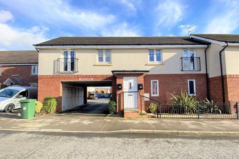 1 bedroom flat for sale - Ruskin Way, Brough