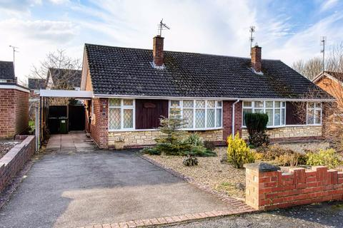 2 bedroom semi-detached bungalow for sale - 2, Pinewood Close, Wombourne, Wolverhampton, South Staffordshire, WV5
