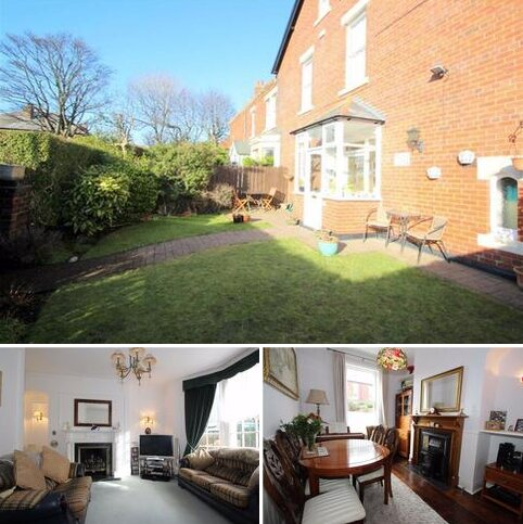 4 bedroom end of terrace house for sale - Brislee Avenue, Tynemouth, Tyne And Wear, NE30