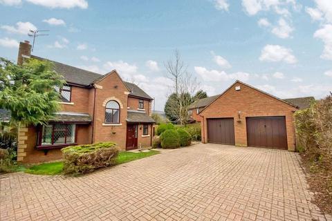4 bedroom detached house to rent - Broadwells Crescent, Westwood Heath, CV4 8JD