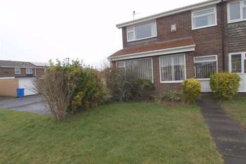 2 bedroom end of terrace house for sale - Coltpark Place, Cramlington