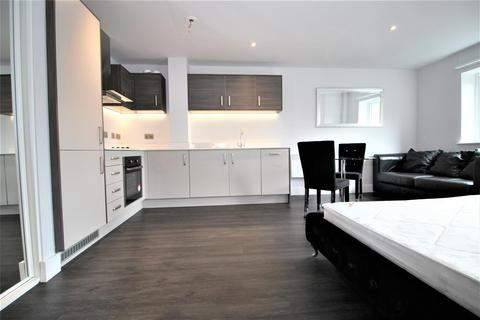 Studio to rent - Aria Apartments, Chatham Street, Leicester