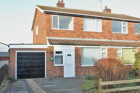 3 bedroom semi-detached house to rent - Alexander Crescent, Oakham