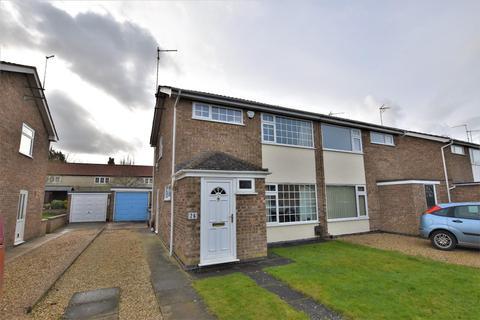 3 bedroom semi-detached house for sale - Lindsey Road, Uffington, Stamford