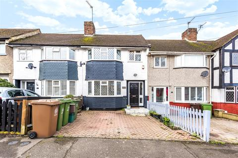 3 bedroom terraced house for sale - Delcombe Avenue, Worcester Park