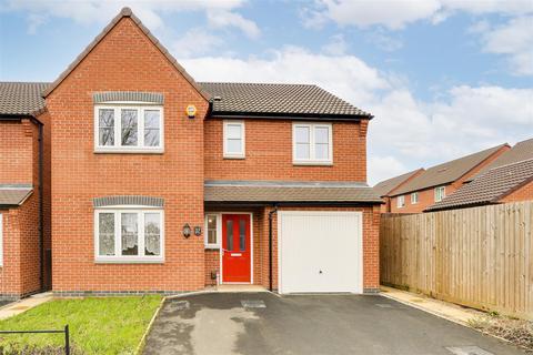 4 bedroom detached house for sale - Morello Drive, Aspley, Nottinghamshire, NG8 3QF