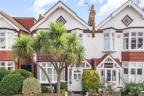 4 bedroom semi-detached house for sale - St Albans Avenue, London, W4