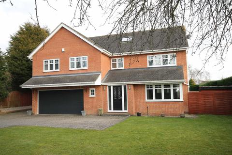 5 bedroom detached house for sale - Eastern Way, Darras Hall, Newcastle Upon Tyne, Northumberland
