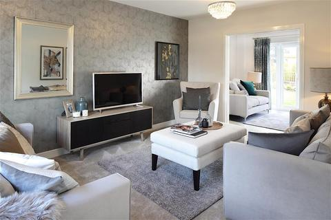 5 bedroom detached house for sale - Plot The Garrton - 10, The Garrton - Plot 10 at Bower Park at The Spires, Claypit Lane WS14