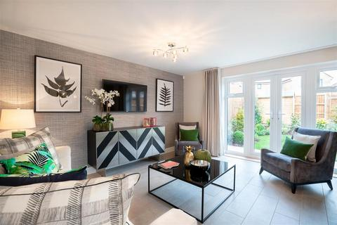 4 bedroom semi-detached house for sale - The Easton G - Plot 103 at Whitmore Park at Kingswood Heath, Taylor Wimpey Sales Office , Whitmore Park at Kingswood Heath , Whitmore Drive Off Via Urbis Romanae CO4