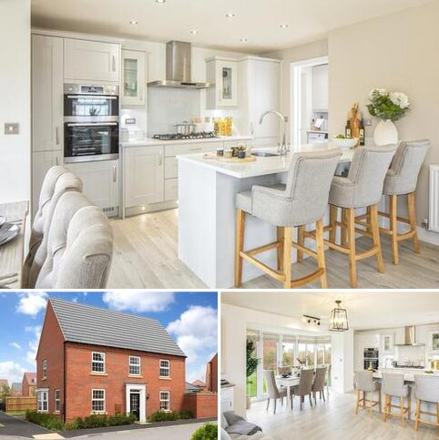 4 bedroom detached house for sale - Plot 156, Cornell at The Avenue, Park View (A43), Moulton, NORTHAMPTON NN3