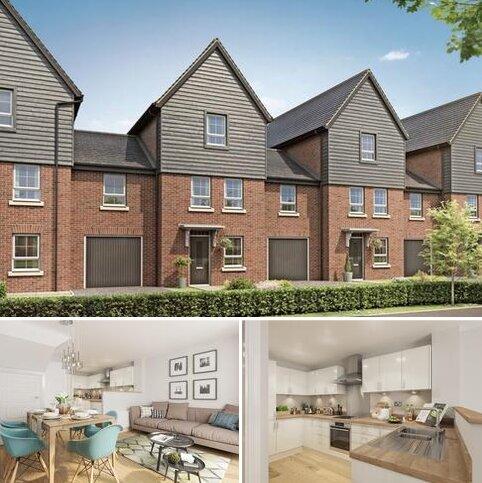 4 bedroom detached house for sale - Plot 318, Tayport at Grange View, Grange Road, Hugglescote, COALVILLE LE67