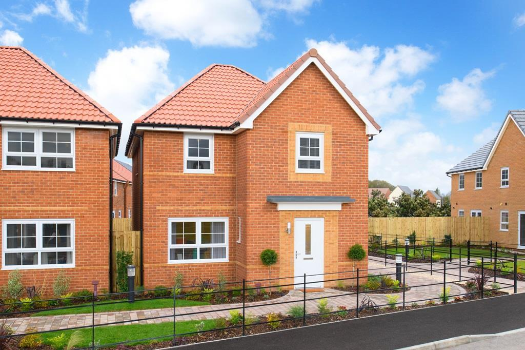 Fleet Green The Kingsley 4 bed Show Home