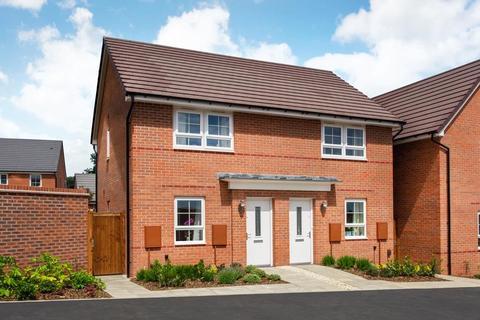 2 bedroom semi-detached house for sale - Plot 73, Kenley at Fernwood Village, Dale Way, Fernwood, NEWARK NG24