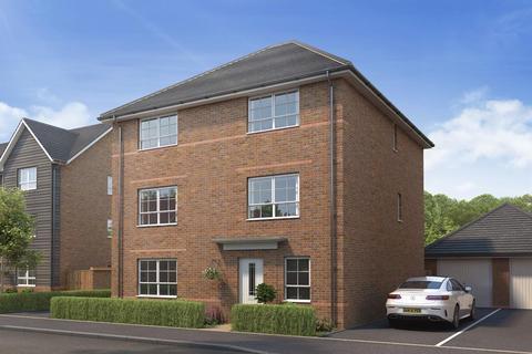 4 bedroom end of terrace house for sale - Plot 31, Haversham at Beeston Quarter, Technology Drive, Beeston, NOTTINGHAM NG9