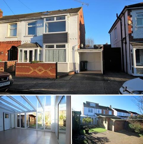 4 bedroom semi-detached house to rent - Compton Road, Hilsea, Portsmouth PO2