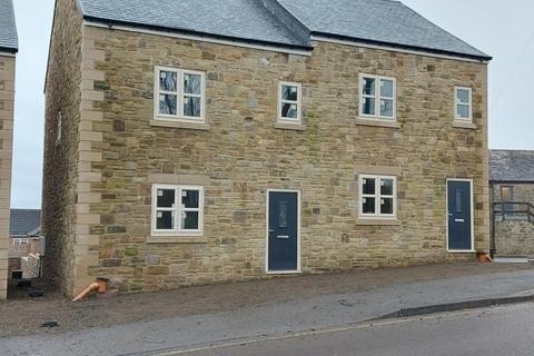 4 bedroom semi-detached house for sale - West Farm Drive, Chopwell, NE17