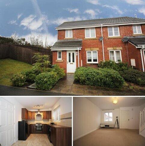3 bedroom semi-detached house to rent - Ffordd Y Dolau, Llanharan, Pontyclun CF72 9FT
