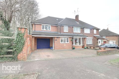 5 bedroom semi-detached house for sale - Rossfold Road, Luton