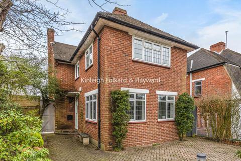 3 bedroom detached house for sale - Bridle Road, Croydon