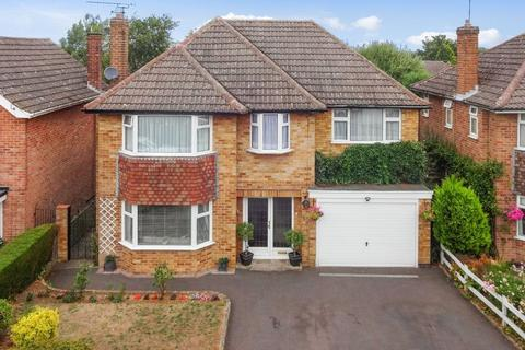 4 bedroom detached house to rent - Half Moon Crescent, Oadby, Leicester