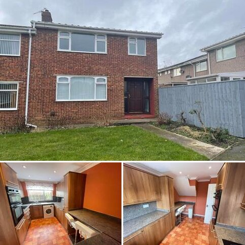 3 bedroom terraced house to rent - Thropton Court, Blyth.  NE24 5EW