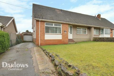 3 bedroom semi-detached bungalow for sale - St Cenydd Road, Caerphilly
