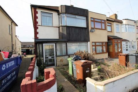3 bedroom end of terrace house for sale - Warley Avenue, Dagenham, Essex RM8