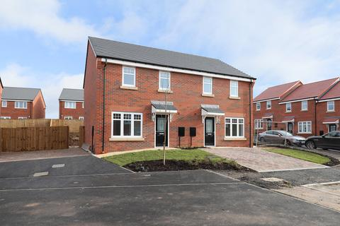 3 bedroom semi-detached house to rent - Farmhouse Way, Grassmoor, Chesterfield