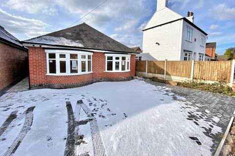 2 bedroom detached bungalow for sale - Main Street, Overseal