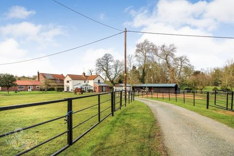 4 bedroom detached house for sale - Sandy Lane, Ashby St. Mary, Norwich