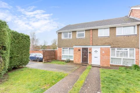 3 bedroom end of terrace house for sale - Stemp Drive, Billingshurst, West Sussex