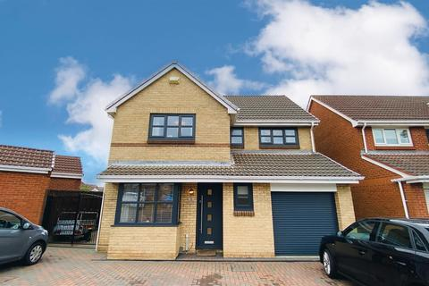 4 bedroom detached house for sale - Sidmouth Close, Dalton-Le-Dale, Seaham